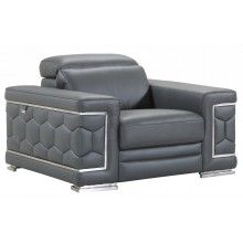 692 - Dark Gray Chair
