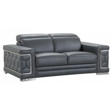 692 - Dark Gray Loveseat
