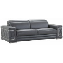 692 - Dark Gray Sofa