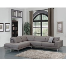 632 - Gray LAF Sectional