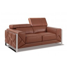 903 - Camel Loveseat