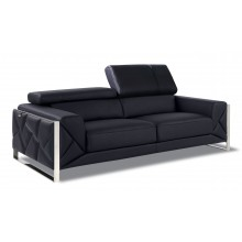903 - Black Sofa