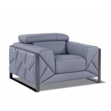 903 - Light Blue Chair