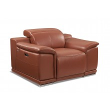 9762 - Camel Power Reclining Chair