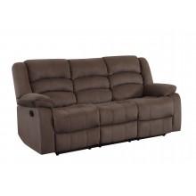 9824 - Brown Sofa