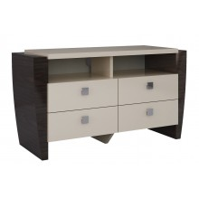 Paris - Beige TV Entertainment Unit