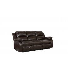 9393 - Brown Sofa
