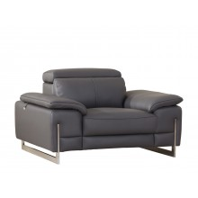 636 - Dark Gray Chair