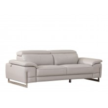 636 - Light Gray Sofa