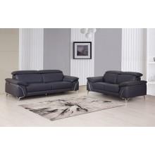 727 - Navy Sofa Love