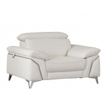 727 - White Chair