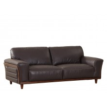 756 - Brown Sofa