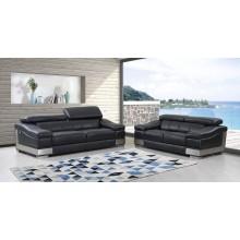 415 - Black Sofa Love