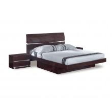 Wynn - Wenge Bed