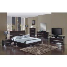 Wynn - Wenge 4PC Bedroom Set