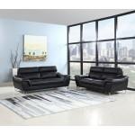168 - Black Sofa Love