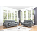 168 - Gray Sofa Love