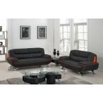 405 - Black Sofa Love
