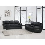 4572 - Black Sofa Love