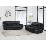 4572 - Black Sofa Love