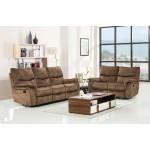 7167 - Light Brown Sofa Love