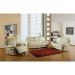 9345 - Beige Sofa Set