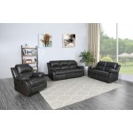9393 - Gray Sofa Set