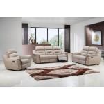9408 - Beige Sofa Set