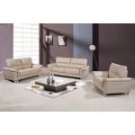 9412 - Beige Sofa Set