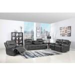 9422 - Gray Sofa Set