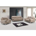 9436 - Beige Sofa Set
