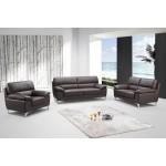 9436 - Brown Sofa Set
