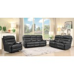 9442 - Gray Sofa Set