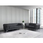 970 - Dark Gray Sofa Love