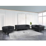 970 - Dark Gray Sofa Set
