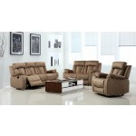 9760 - Beige Sofa Set