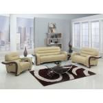 992 - Beige Sofa Set
