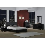 Aria - Black 4PC Bedroom Set
