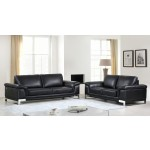 411 - Black Sofa Love