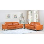 411 - Camel Sofa Love