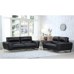 485 - Black Sofa Love