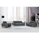 485 - Dark Gray Sofa Set