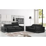 692 - Black Sofa Love