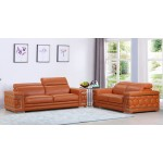 692 - Camel Sofa Love