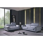 903 - Light Blue Sofa Love