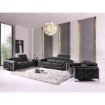 903 - Dark Gray Sofa Set