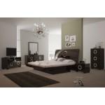 Monte Carlo - Wenge 4PC Bedroom Set