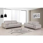 636 - Light Gray Sofa Love